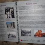 Gjirokaster: Moschea all'interno della fortezza