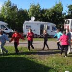 Si danza con i ballerini russi