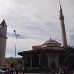 Tirana: la Moschea di Ethe'm Beu