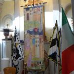 Torrita di Siena - La contrada vincitrice del palio degli asini 2012