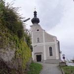 La chiesa di Greifenburg