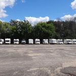 Suzdal - parcheggio