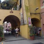 Monterosso al Mare: il centro storico