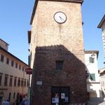 Montepulciano - La Torre di Pulcinella