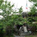 Il Monumento alla Resistenza alle Rocche Bianche