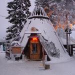 Santa's Salmon Place