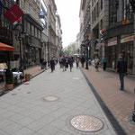 Le vie di Budapest