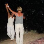 Si danza nel deserto