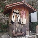 Kruje: il bazar dell'antiquariato