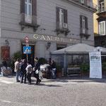 Napoli: il Caffé Gambrinus, il più famoso di Napoli!