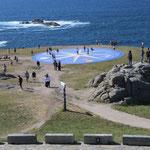 022_A Coruña_Parque de la Torre de Hércules-Rosa de los vientos