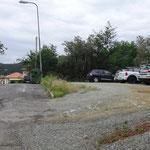 Parcheggio a Sant'Anna di Lerca