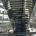 Berlino - Interno del Palazzo Reichtag