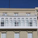 034_A Coruña_Plaza Maria Pita-le vetrate galiziane
