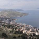 Vista dalla Fortezza di Lekursi