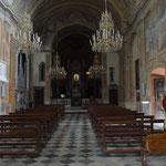 Santuario Madonna di Soviore: l'altare