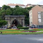 Il tunnel sotto la fortezza