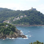001_Monte Igueldo & Isla de Santa Clara