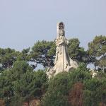 043_Baiona_Virgen de la Roca sul Monte Sanson