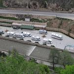 Prizren: Vista dalla fortezza