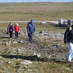 Il sentiero per Knivskjellodden