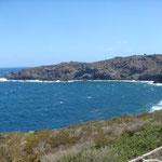 La costa dell'isola