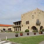037_Baiona_Fortaleza de Monterreal-Hotel Parador Nacional de Baiona