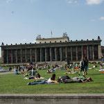 Berlino - Parco del Parlamento