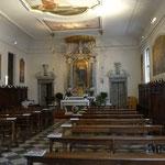 Oratorio della Purità: interno