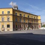 Tirana: gli edifici costruiti da Mussolini