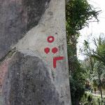 La simbologia del sentiero