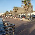 Il paese di Pantelleria e capoluogo