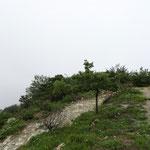 Il vecchio ripetitore alla Rocca dei Corvi