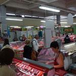 Kostroma - il mercato