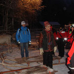Lo sciamano ci spiega come condurre una slitta trainata dalle renne