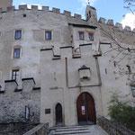 Lienz: Schloss Bruck: l'ingresso