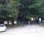 046_ L'ingresso del campeggio a Fuente Dé
