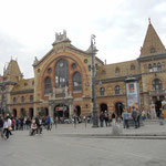 Il Vasarcsarmok, mercato coperto tra i più grandi d'Europa