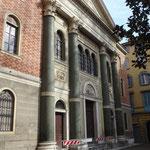 Modena, la Sinagoga