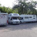 Montalcino - sosta camper
