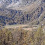 L'Alpe Devero dall'alto