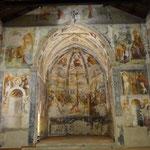 La Chiesa sconsacrata di Sant'Antonio Abate: interno