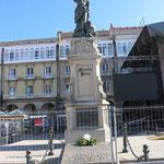 032_A Coruña_Statua di Maria Pita
