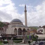 Prizren: la Moschea di Sinan Pasha