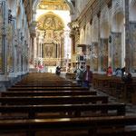 Amalfi: il Duomo, interno