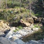 Attraversamento del torrente Baiardetta