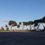 Montepulciano - Area camper