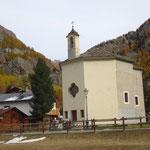 Lillaz: la chiesa