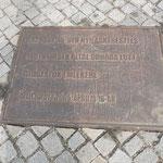 Scarpe sul Danubio (opera a commemorazione degli ebrei qui fucilati e buttati nel Danubio