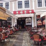 Prizren: il ristorante di ieri sera